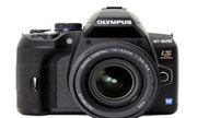 Olympus E-620 kẻ 'tiêu diệt' Canon 450D