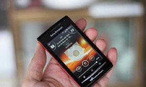 Walkman W8 chạy Android giá 4,9 triệu