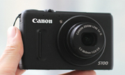Canon thừa nhận lỗi ống kính trên S100