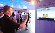 Samsung cho tải game Angry Birds trên TV
