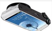 Samsung sắp có máy ảnh dựa trên điện thoại Galaxy S III
