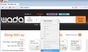 Công cụ tìm kiếm tiếng Việt Wada ra mắt