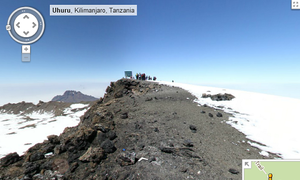 Thám hiểm đỉnh Everest bằng Google Street View