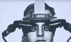 'Tổ tiên' của kính Google Glass