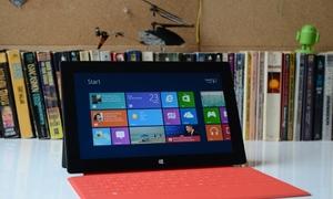 Microsoft Surface RT giảm nửa giá cho học sinh, sinh viên