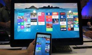 Máy tính cài đặt Windows 8.1 phải có kết nối Bluetooth