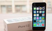 iPhone 5S hàng ngoài giảm giá nhẹ chờ hàng chính hãng
