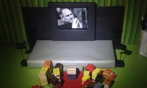 Cậu bé 14 tuổi làm clip stop-motion về Steve Jobs bằng iPad