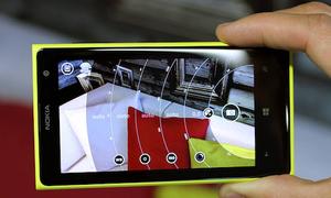 Nokia Camera sắp được trang bị cho máy Lumia phổ thông