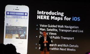 Nokia gỡ ứng dụng Here Maps khỏi App Store vì iOS 7