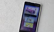 Ảnh thực tế Oppo Yoyo - smartphone tầm trung hỗ trợ HotKnot
