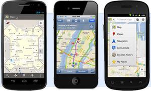Những ứng dụng theo dõi vị trí người dùng
