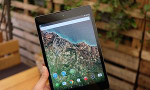 Google Nexus 9 bất ngờ xuất hiện tại Việt Nam