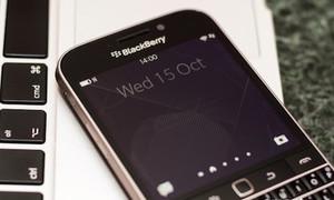 BlackBerry Classic sẽ được ra mắt trong tháng 12