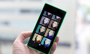 Ảnh chi tiết thiết kế Nokia Lumia 730
