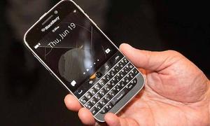 BlackBerry Classic vừa cho đặt trước đã 'cháy hàng' tại Mỹ