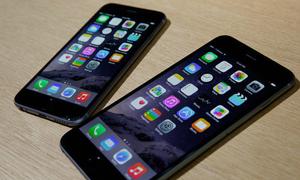 Nhu cầu mua iPhone 6 tiếp tục tăng mạnh