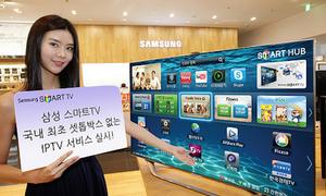 Samsung phủ nhận Smart TV của hãng theo dõi người dùng