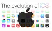7 năm phát triển của hệ điều hành iOS