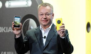 Cựu CEO Nokia Stephen Elop chuẩn bị rời Microsoft