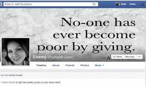 Những trường hợp hy hữu bị Facebook ép đổi tên