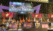 Việt Nam vô địch giải Thể thao điện tử châu Á