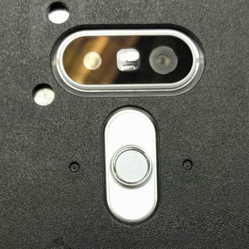 Hình ảnh được cho là mặt lưng của bản thử nghiệm LG G5.