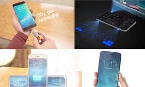 5 ý tưởng 'điên rồ' về iPhone 7