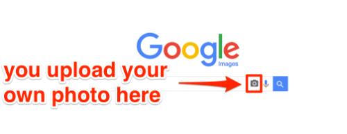 Nếu bạn muốn tìm một sản phẩm mà không rõ tên gọi của nó, bạn có thể tìm kiếm trực tiếp bằng hình ảnh sản phẩm. Google sẽ chỉ ra các trang web có đăng tải hình ảnh đó cho bạn.