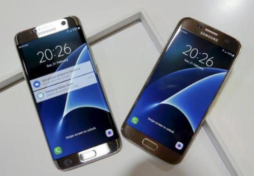 Đơn đặt hàng Samsung Galaxy S7 và S7 Edge vượt trên cả kỳ vọng