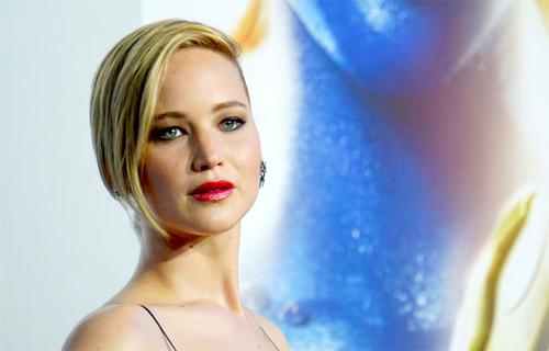 Jennifer Lawrence nằm trong số những sao nữ nằm trong sự cố phát tán ảnh nude được gọi là Celebgate