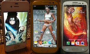 Điện thoại vỡ màn hình 'lột xác' thành tác phẩm nghệ thuật