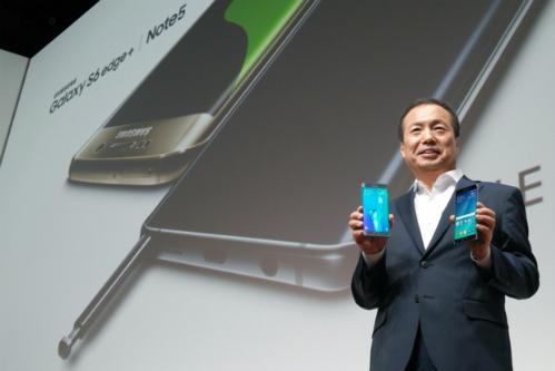 Galaxy S7 năm nay được phát hành sớm có thể giúp Samsung đẩy nhanh tiến độ đưa Galaxy Note thế hệ mới ra thị trường. Ảnh: Staticworld.