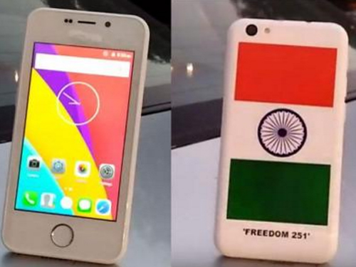 Chiếc smartphone Android có giá bán chỉ 4 USD, không kèm hợp đồng nhưng vẫn sở hữu màn hình 4 inch, chip lõi tứ và hỗ trợ Wi-Fi, kết nối 3G.
