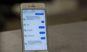 Chat bot của Facebook có tốc độ ốc sên