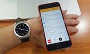 Đồng hồ Gear S2 đã có thể kết nối với iPhone