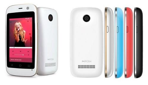 Mẫu Android nhỏ gọn nhất thế giới có 4 màu và giá chỉ 50 USD trên Amazon.