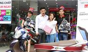 Tặng 30 xe máy cho khách đến mua sắm tại FPT Shop