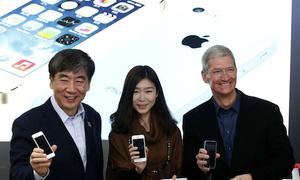 Tim Cook sắp đến Trung Quốc để 'giải cứu' Apple