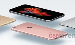 Chân dung iPhone 7 sắc nét với bốn màu