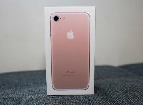 Giá của iPhone 7 khi về Việt Nam cao hơn nhiều mức giá chào hàng của các cửa hàng lúc trước.