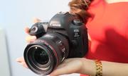 Canon 5D Mark IV có giá dự kiến 89 triệu đồng
