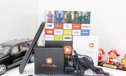 FPT Play Box - sản phẩm thay thế truyền hình cáp