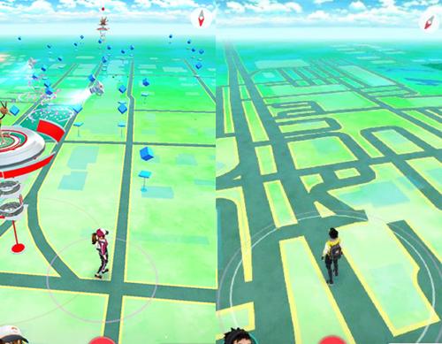 Nhiều game thủ ở nông thôn bỏ chơi Pokemon Go vì không thể tìm thấy các PokeStop.