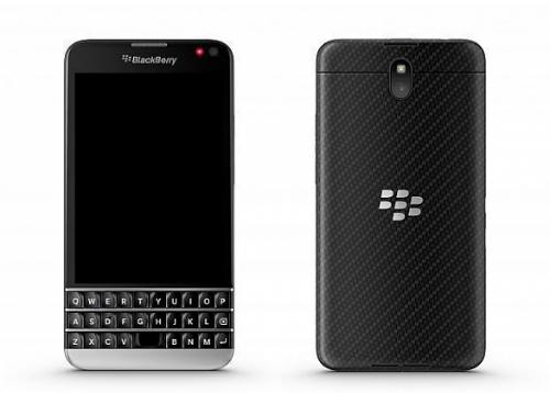 Thiết kế mẫu về BlackBerry Mercury.