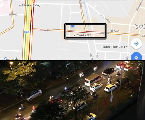 google-maps-mo-tinh-nang-theo-doi-tac-duong-o-viet-nam