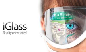 Apple làm kính thông minh giống Google Glass