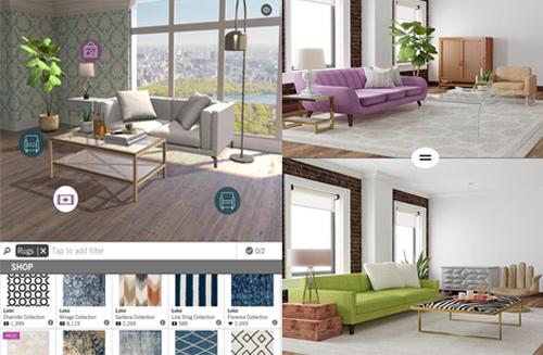 Game thích hợp cho những người yêu nội thất và trang trí nhà cửa.