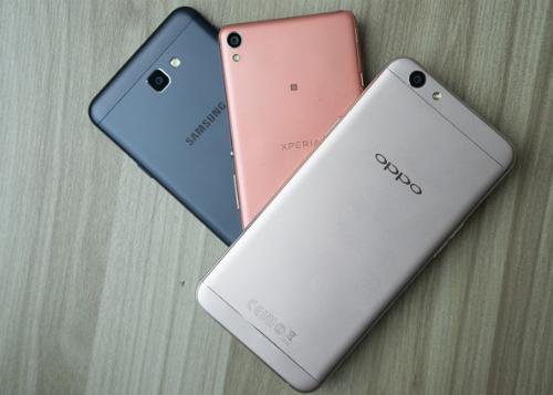 Phân khúc smartphone tầm trung năm nay tập trung nhiều hãng, nhiều sản phẩm hơn dòng cao cấp.