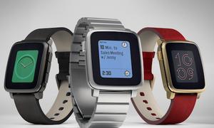 Fitbit thâu tóm công ty smartwatch Pebble